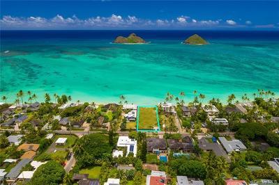 Honolulu County Residential Lots & Land For Sale: 1318 Mokulua Drive