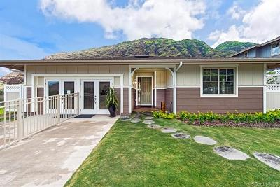 Waianae Single Family Home For Sale: 84-046 Maiola Place #Lot 46