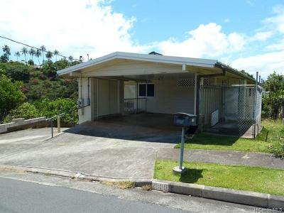 Honolulu Rental For Rent: 2080 Mahaoo Place