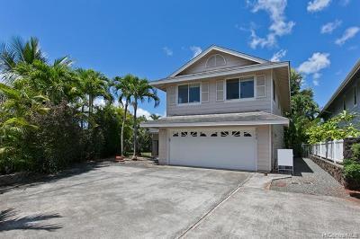 Waipahu Single Family Home For Sale: 94-219 Pulelo Place