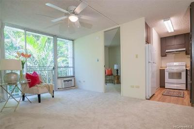 Central Oahu, Diamond Head, Ewa Plain, Hawaii Kai, Honolulu County, Kailua, Kaneohe, Leeward Coast, Makakilo, Metro Oahu, N. Kona, North Shore, Pearl City, Waipahu Condo/Townhouse For Sale: 2847 Waialae Avenue #309