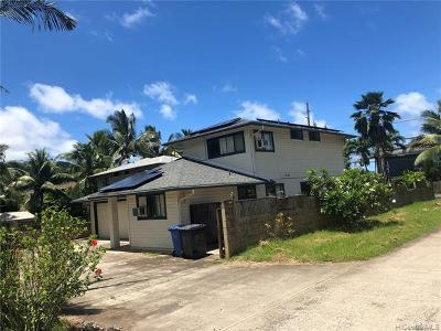 Kaneohe Single Family Home For Sale: 47-774 Kamehameha Highway