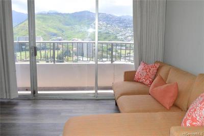 Honolulu Condo/Townhouse For Sale: 2825 S King Street #2504