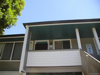 Mililani Condo/Townhouse For Sale: 95-751 Hokuwelowelo Place #K201