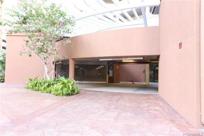 Honolulu Rental For Rent: 1800 Kaioo Drive #C309
