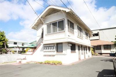 Central Oahu, Diamond Head, Ewa Plain, Hawaii Kai, Honolulu County, Kailua, Kaneohe, Leeward Coast, Makakilo, Metro Oahu, N. Kona, North Shore, Pearl City, Waipahu Rental For Rent: 336 Puuhue Place #2