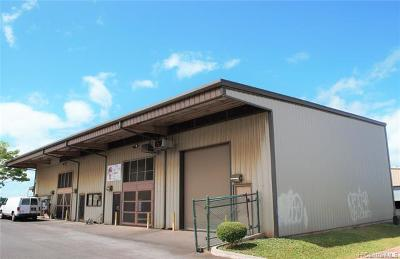 Honolulu County Commercial For Sale: 94-449 Akoki Street