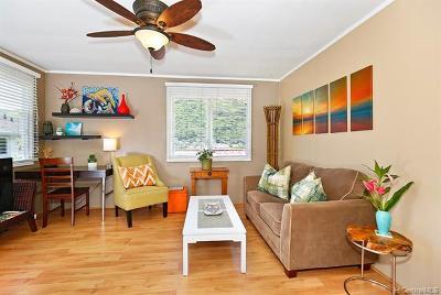 Honolulu Single Family Home For Sale: 2115 10th Avenue #2115C