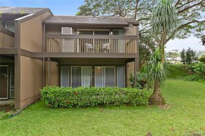 Kaneohe Condo/Townhouse For Sale: 47-459 Hui Iwa Street #1