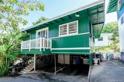 Honolulu Multi Family Home For Sale: 1649a 10th Avenue