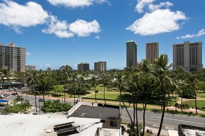 Honolulu Condo/Townhouse For Sale: 430 Keoniana Street #204