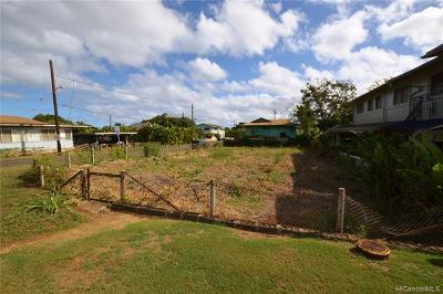 Residential Lots & Land For Sale: 67-219 Farrington Highway