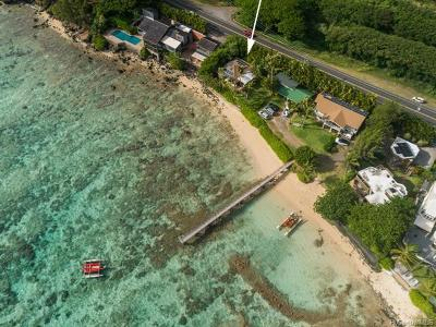Waimanalo Multi Family Home For Sale: 41-447 Kalanianaole Highway