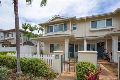 Ewa Beach Condo/Townhouse For Sale: 91-2010 Kaioli Street #1701