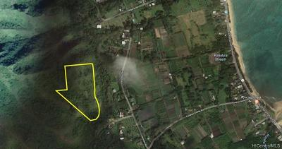Honolulu County Residential Lots & Land For Sale: 53-000 Kamehameha Highway