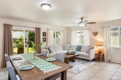 Waianae Single Family Home For Sale: 84-575 Kili Drive #50