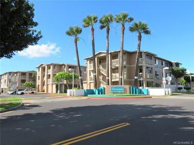 Ewa Beach Condo/Townhouse For Sale: 91-1213 Kaneana Street #12D