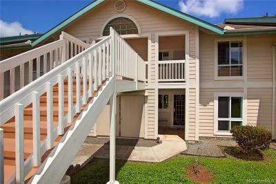 Kapolei Condo/Townhouse For Sale: 92-1212 Palahia Street #W104