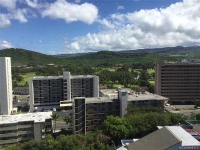 Honolulu Condo/Townhouse For Sale: 3045 Ala Napuaa Place #807