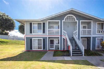 Waipahu Condo/Townhouse For Sale: 94-820 Lumiauau Street #H101