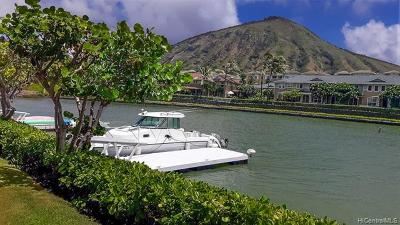 Honolulu County Condo/Townhouse For Sale: 7007 Hawaii Kai Drive #L11