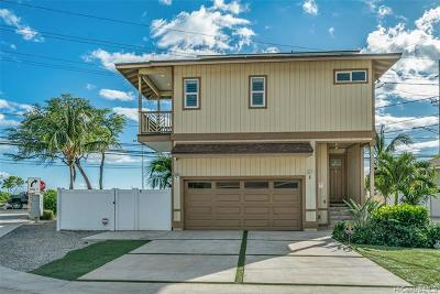 Waianae Single Family Home For Sale: 87-1720 Farrington Highway #1