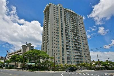 Honolulu Condo/Townhouse For Sale: 215 N King Street #1704