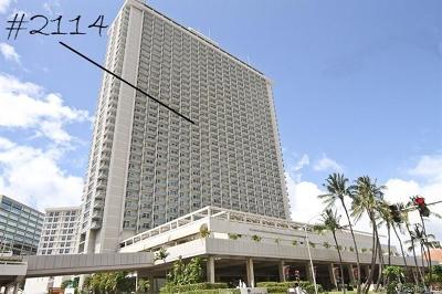 Honolulu HI Condo/Townhouse For Sale: $260,000