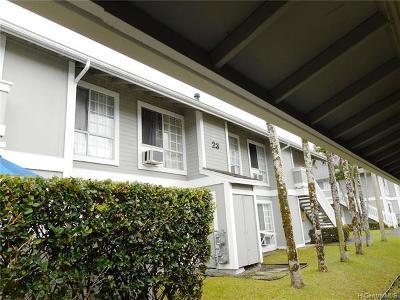 Kaneohe Rental For Rent: 46-1012 Emepela Way #23C