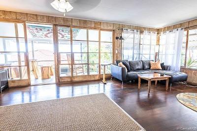Honolulu Single Family Home For Sale: 1649 Alencastre Street