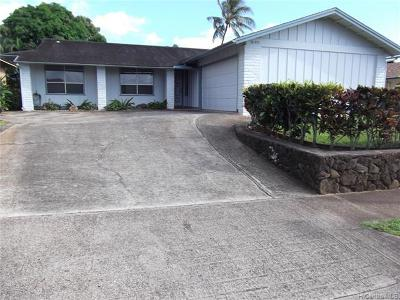 Aiea Rental For Rent: 98-499 Puaalii Street