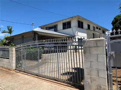 Waipahu Single Family Home For Sale: 94-198 Waipahu Street
