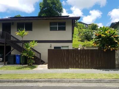 Kaneohe Rental For Rent: 45-735 Apuakea Street