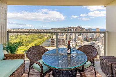 Honolulu Condo/Townhouse For Sale: 445 Seaside Avenue #4321