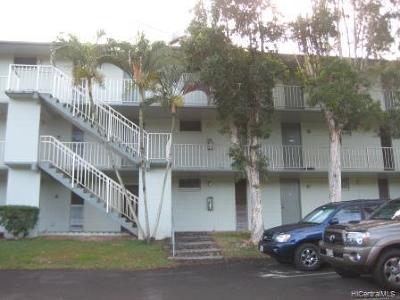 Condo/Townhouse For Sale: 95-009 Waikalani Drive #B304