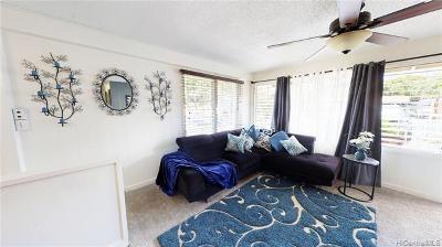 Single Family Home For Sale: 85-869 Piliuka Place