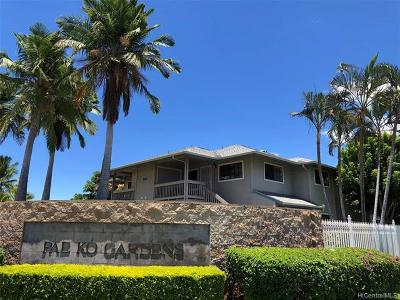 Kapolei Condo/Townhouse For Sale: 91-1042 Kaiau Avenue #13F