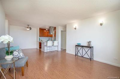 Honolulu HI Condo/Townhouse For Sale: $410,000