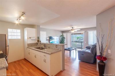 Honolulu County Condo/Townhouse For Sale: 91-1209 Kaneana Street #7J