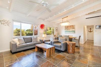 Kaneohe Single Family Home For Sale: 44-144 Nanamoana Street