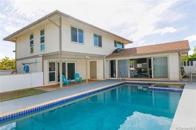 Single Family Home For Sale: 94-466 Hakalauai Place