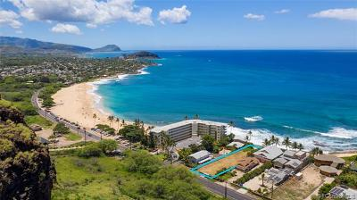 Honolulu County Residential Lots & Land For Sale: 84-253 Farrington Highway
