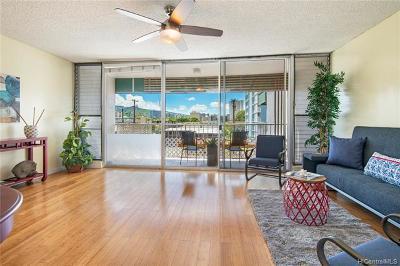 Honolulu HI Condo/Townhouse For Sale: $435,000