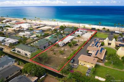 Waianae Residential Lots & Land For Sale: 87-1884 Farrington Highway