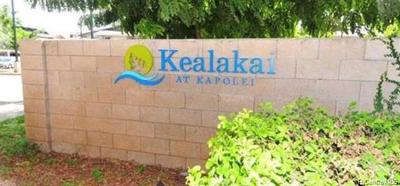 Kapolei Condo/Townhouse For Sale: 91-1033 Kamaaha Avenue #1807