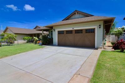 Kapolei Single Family Home For Sale: 1231 Kukulu Street