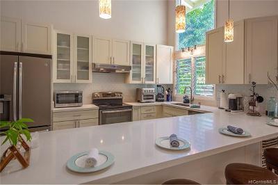 Honolulu HI Single Family Home For Sale: $1,249,000