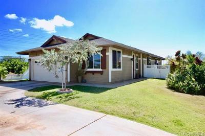 Kapolei Single Family Home For Sale: 460 Kamaaha Avenue #35