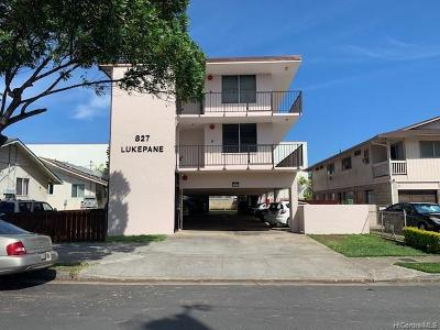 Honolulu Multi Family Home For Sale