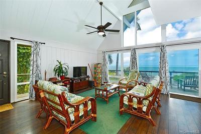 Kaneohe Single Family Home For Sale: 47-321 Mawaena Street